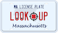Massachusetts license plate search