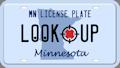 Minnesota license plate search