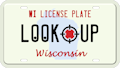 Wisconsin license plate search