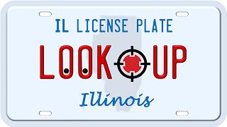 Illinois license plate search