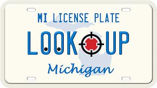 Michigan license plate search