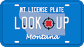 Montana license plate lookup