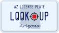 Arizona license plate search