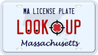 Massachusetts license plate lookup