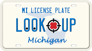 Michigan license plate search