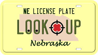 Nebraska license plate search
